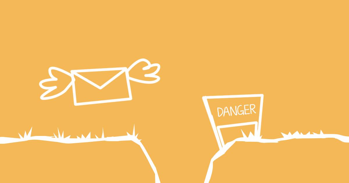 email-danger