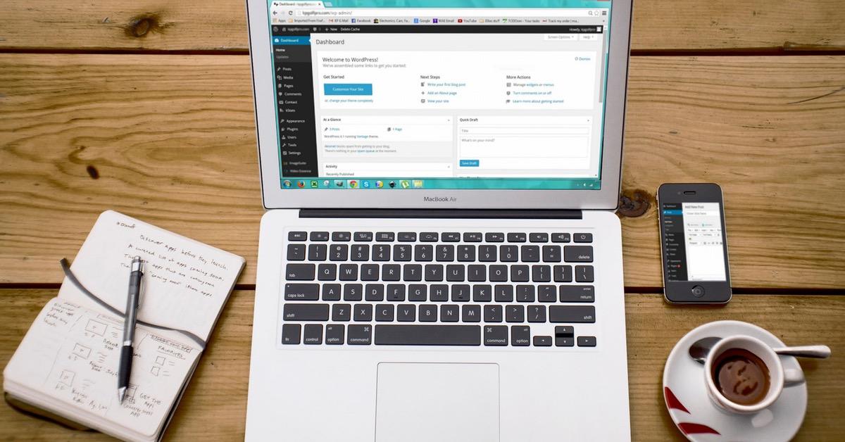 Har du ikke startet med blogging anbefaler vi at du gjør det