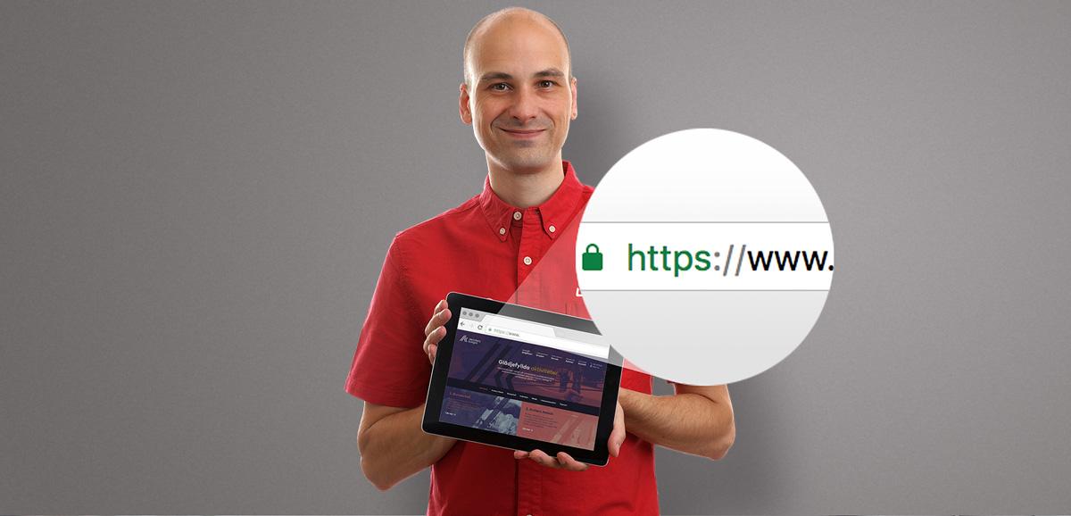 Øk sikkerheten for besøkende dine med SSL-sertifikat