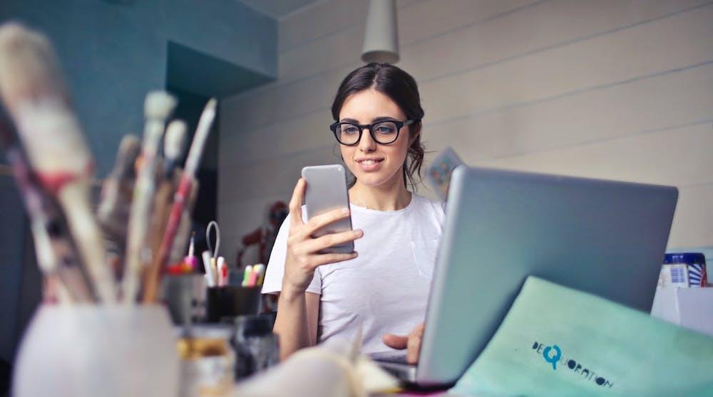 Flere bruker mobilen sin når de søker innhold, og Google ønsker å gi den beste brukeropplevelsen. Derfor er mobiltilpasset nettside viktig.