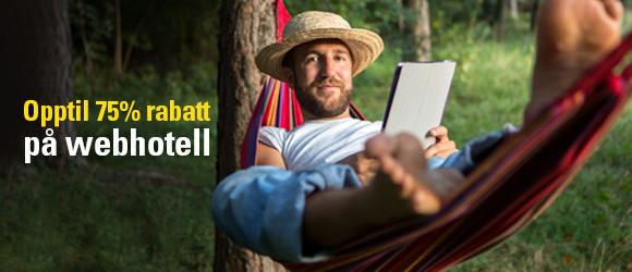 Webhotell med WordPress fra 29 kr/mnd